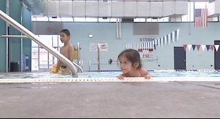 Las Vegas area pools reopening Friday
