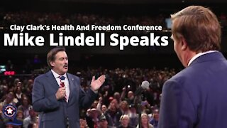 Mike Lindell Speaks at Clay Clark's Health and Freedom Conference - AMP