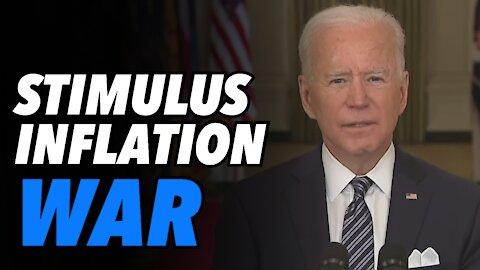 Stimulus, Inflation & War (Live)
