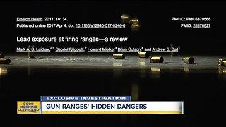 Gun ranges' hidden dangers
