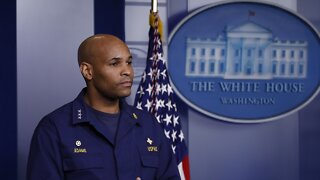 U.S. Surgeon General Urges Americans To Wear Masks In Public