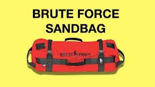 Brute Force Sandbag Review & Workout (BEST Fitness Sandbag)