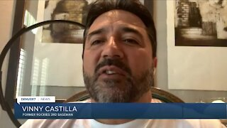 Former Rockie Vinny Castilla to coach All-Star Futures Game