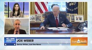 Joe Weber, News Editor - Just the News