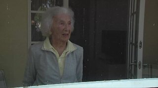 100th birthday celebrated a little differently for Boca Raton woman