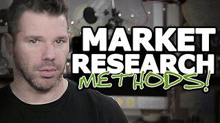 Best Market Research Methods: Key Approaches Revealed! @TenTonOnline