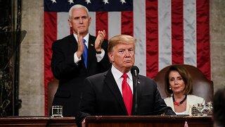 President Trump Accepts Pelosi's Invite To Deliver State Of The Union