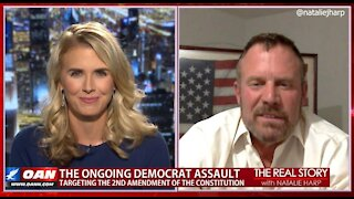 The Real Story - OANN Second Amendment Rights with Mark Geist