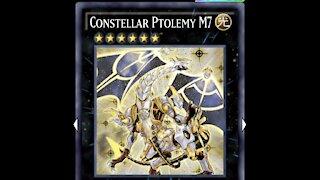 Constellar Ptolemy M7 Gameplay | Yu-Gi-Oh! Duel Links (Box No. 32 Infinite Ray UR Card)