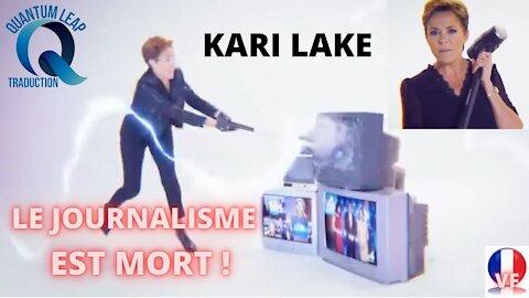 KARI LAKE LE RETOUR !