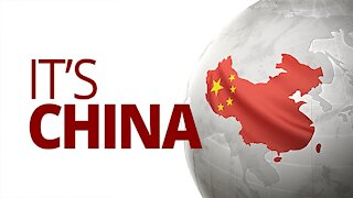 The Vortex — It's China.