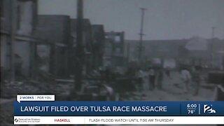 Lawsuit filed over Tulsa Race Massacre