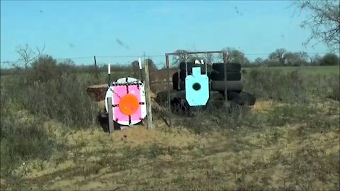 New Big AR500 Target for 500 Yard Range