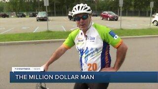 "John ""JC"" Conciardo reaches million dollar mark in his Ride For Roswell fund raising"