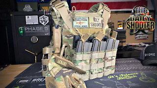 My Plate Carrier Setup Level 4 Rig