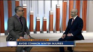 Wellness Wednesday: Winter Injuries