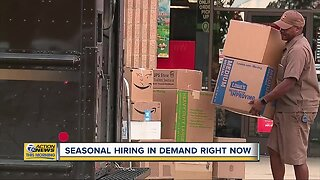 Dont Waste Your Money: Seasonal hiring in demand right now