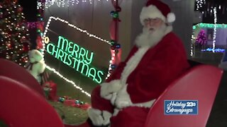 Holiday Extravaganza: Bakersfield Christmas Town
