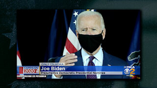 HYPOCRITE: Joe Biden and Anderson Cooper Push Social Distancing and Masks, Until The Cameras Are Off