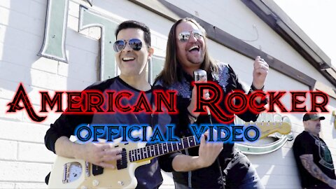 AMERICAN ROCKER Music Video