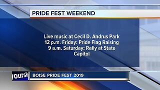 30th annual Boise Pride Fest begins Friday