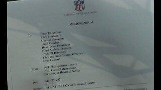 NFL's Vaccine Mandate