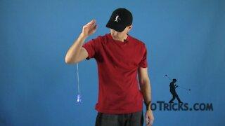 Around the Corner Yoyo Trick - Learn How