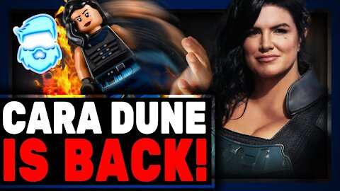 Is Gina Carano Returning To The Mandalorian? More Cara Dune Figures Released By Lego!