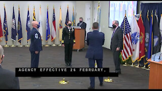 DISA Change of Directorship / JFHQ-DODIN Change of Command