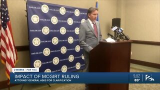 Impact of McGirt ruling