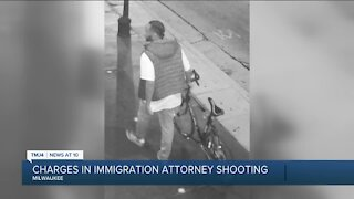 Milwaukee man charged with homicide in fatal shooting of local immigration attorney