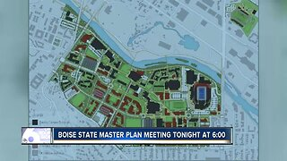 Boise State asking for public input on master plan