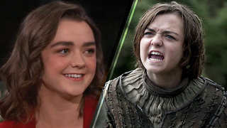 Maisie Williams Reveals She Knows EXACTLY How 'Game of Thrones' Ends, and We're Freaking OUT!
