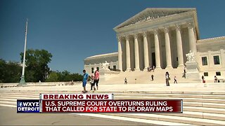 Supreme Court overturns ruling in Michigan gerrymandering case
