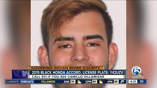 20-year-old suspect sought in Indian River County shooting