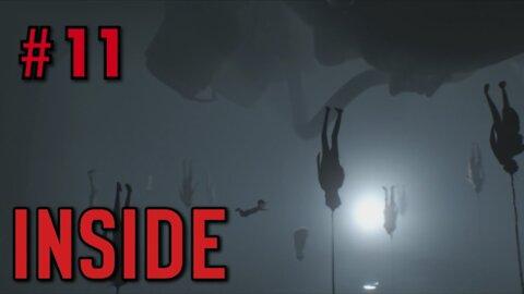 Playdead's INSIDE (Hanging Upside Down) Let's Play! #11