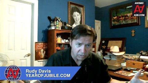 AA-Rudy Davis discusses political prisoners, GOD, & January 6th