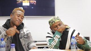 SOUTH AFRICA - Durban - Distruction Boys album listening session (Videos) (3wf)