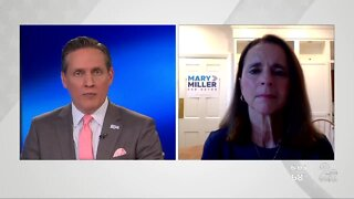 Baltimore City mayoral candidates discuss Marilyn Mosby