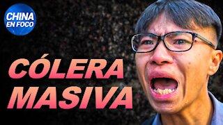 Cientos de barcos chinos invaden Filipinas. Muerte desconcertante desata protestas masivas en China