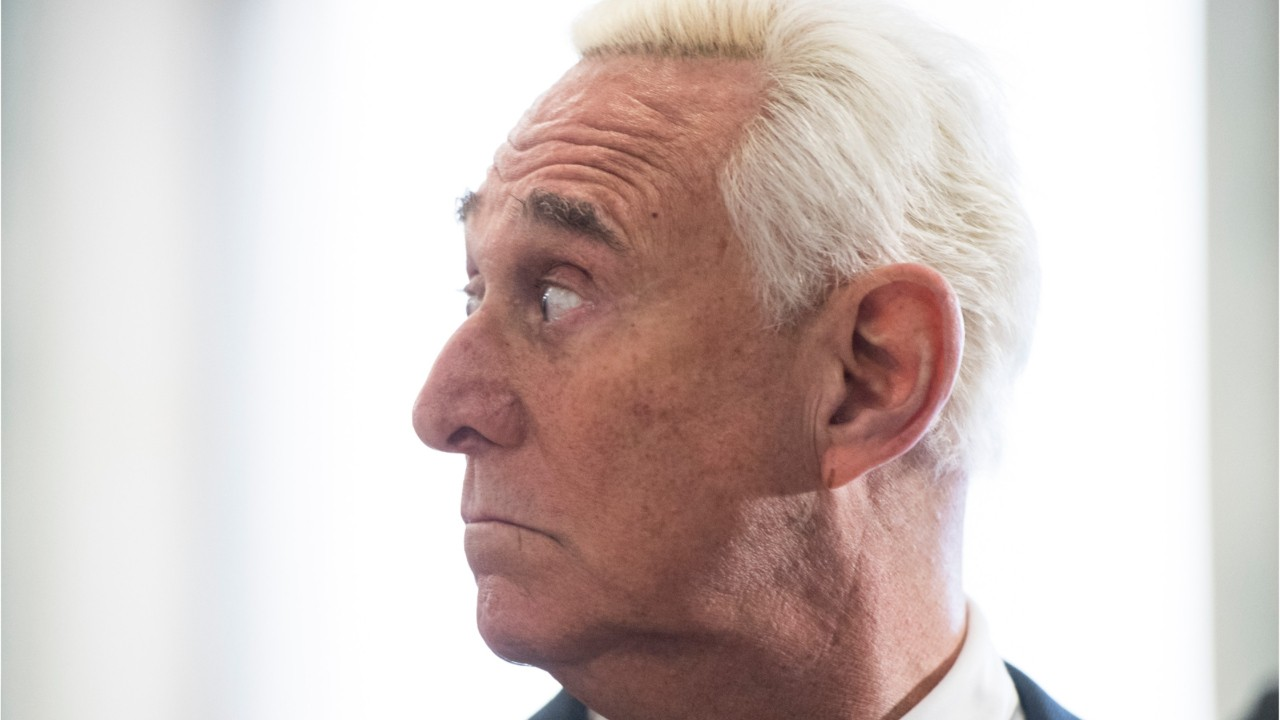 Roger Stone Appears, Quietly Departs Juror Selection Hearing