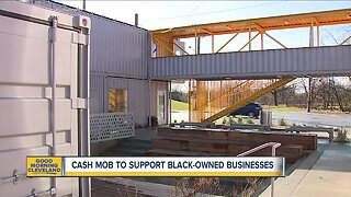 'Cash mob' to support local small, black-owned businesses