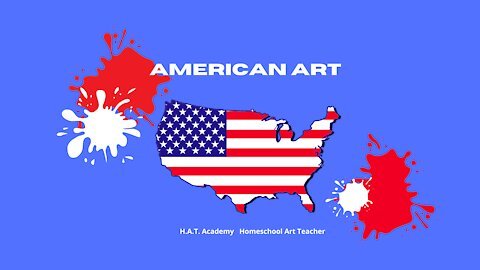 America the Beautiful Art