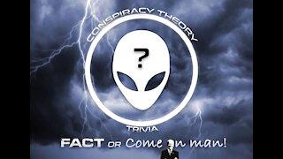 Conspiracy Theory Trivia 9 with Tyler Kiwala