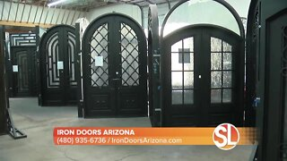 Iron Doors Arizona: Add beauty, value and safety to your home