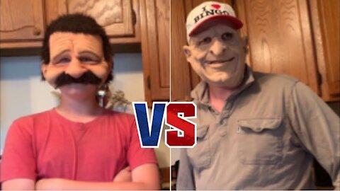 Bobby VS. Danny Cook-Off Challenge (Mukbang)