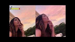 Is Hina Khan Engaged To Beau Rocky Jaiswal?   TV   SpotboyE