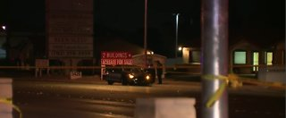 Police investigating possible murder-suicide near Eastern and Russell