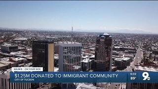 Tucson mayor and council member create $1.25 million relief fund for immigrants