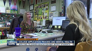 Finding Hope: Managing mental health while applying for college